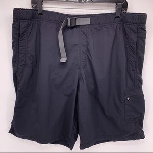 Columbia Omni-Shade Sun Protection Shorts Sz XL